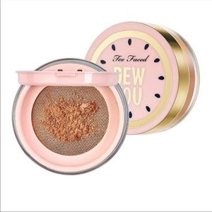 1034 too faced dew you setting powder